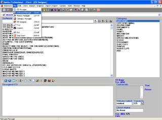 Full Samba Professional screenshot