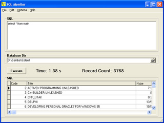 Click to view SQLMonitor screenshots