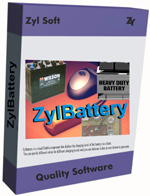 ZylBattery Screen shot