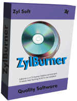 ZylBurner Screen shot