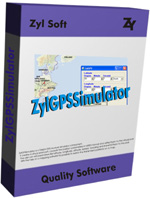 Click to view ZylGPSSimulator screenshots
